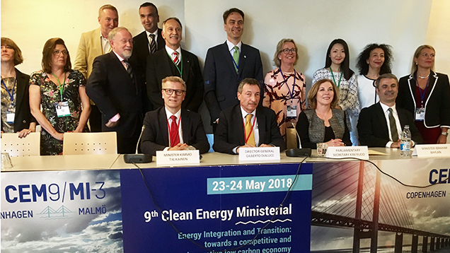 Finland commits to advance gender equality in the energy sector